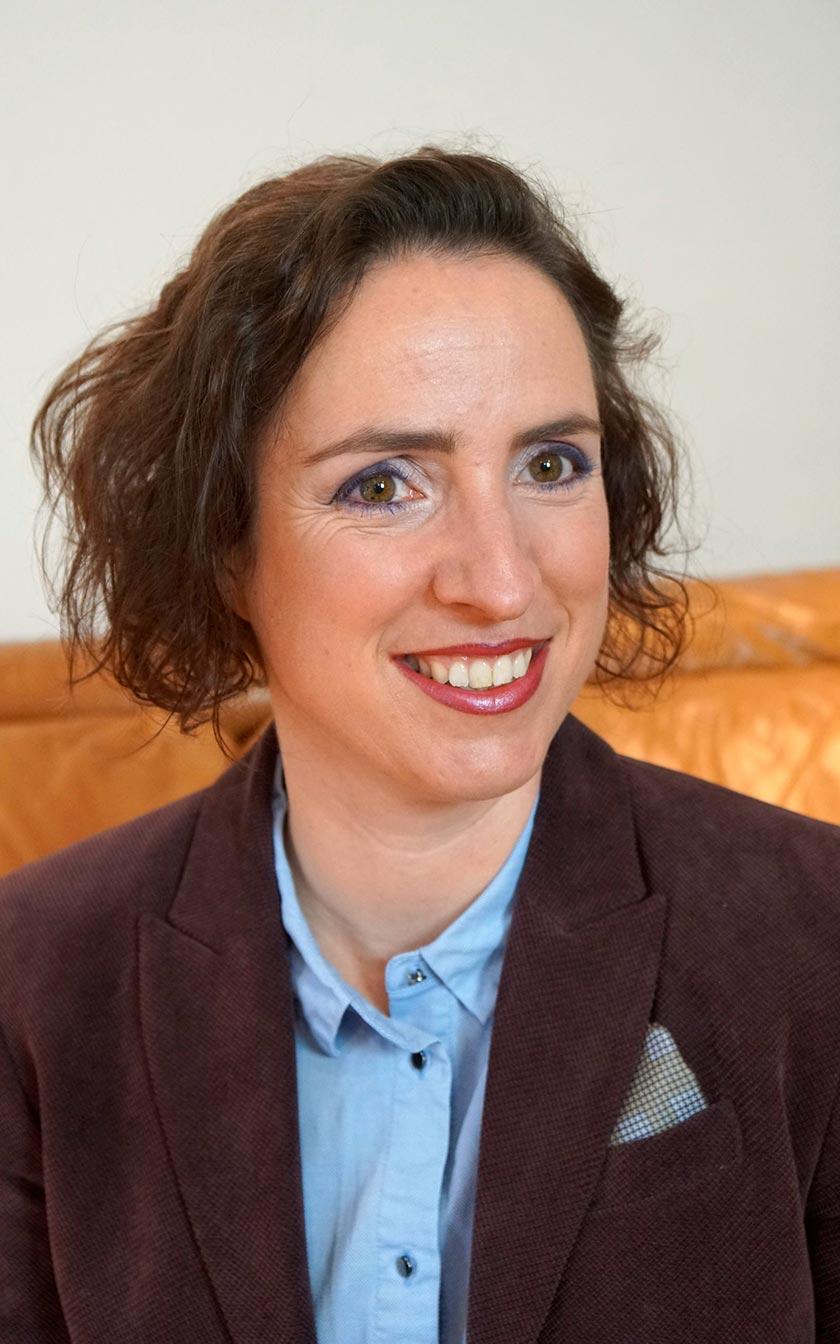 Sarah Mine de Buhr-von Bank